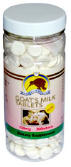 New Zealand Goat Milk 300 Tablets